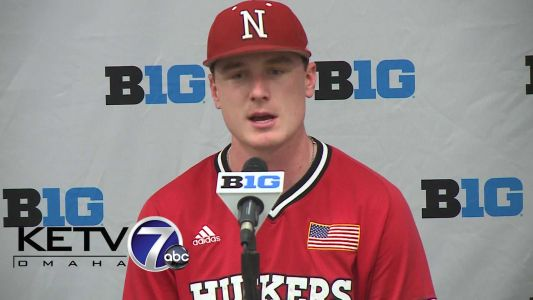 Nebraska baseball takes on Ohio State in Big Ten tournament championship game