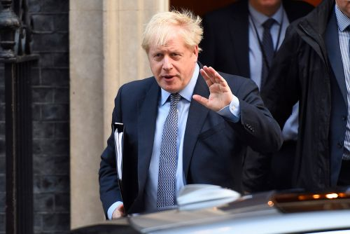 UK Parliament approves Brexit bill, but rejects Boris Johnson's deadline