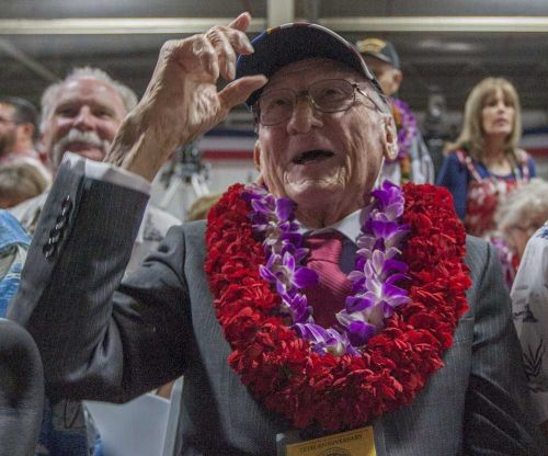 USS Arizona crew member, Pearl Harbor survivor dies age 97