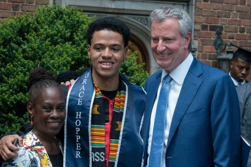 Dante de Blasio made $650 a week working for dad's doomed presidential campaign