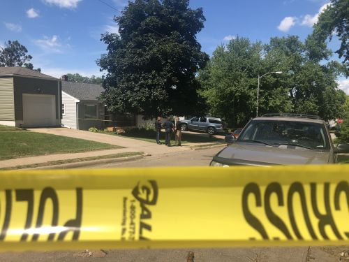 Omaha police homicide unit responds to 34th, Martin