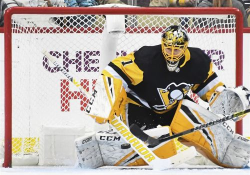 Casey DeSmith starts, as Penguins avoid fixating on 'big picture'