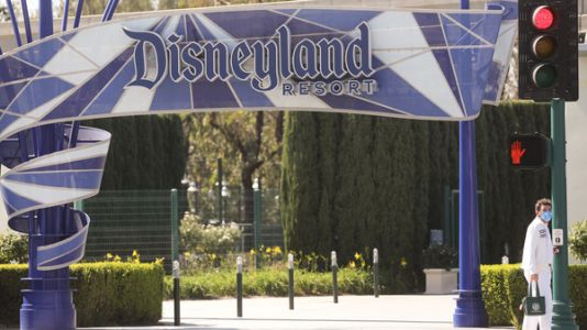California's Theme Parks Won't Reopen Anytime Soon