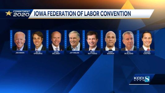 17 presidential candidates descend on Altoona today