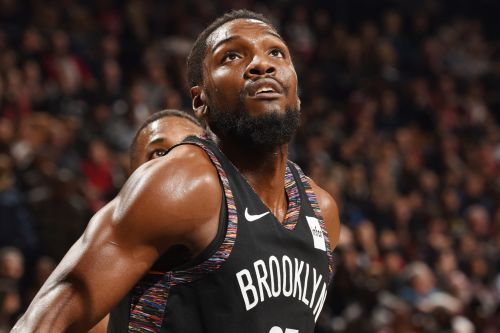 Nets say goodbye to Kenneth Faried, who appears headed to Rockets