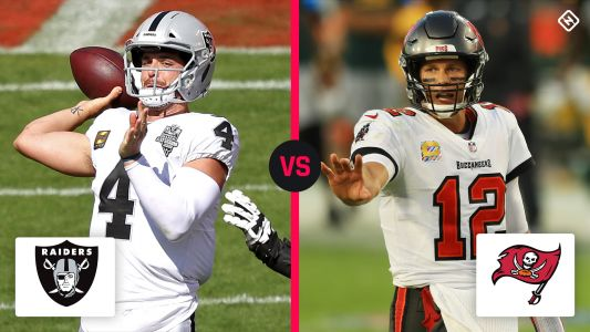 What channel is Buccaneers vs. Raiders on today? Time, TV schedule for Week 7 NFL game