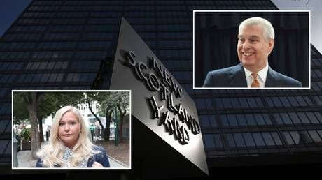 Wrong jurisdiction? Scotland Yard forced to explain why it dropped sex trafficking probe into Epstein & Prince Andrew