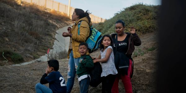 The government shutdown is having a 'devastating impact' on an already backlogged immigration system