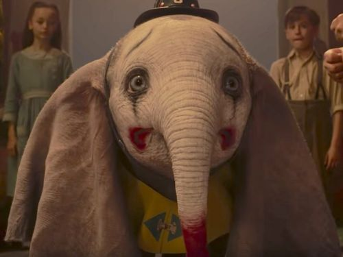 The trailer for Disney's live-action 'Dumbo' will make you cry