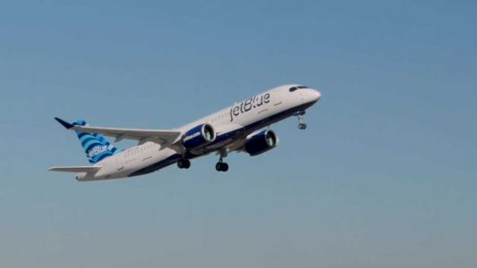 JetBlue unveils first pictures of its next-generation airplane