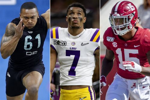 NFL Draft 2020: Ranking the top 10 safeties
