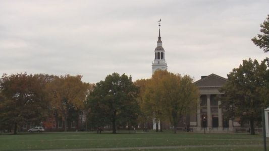 Dartmouth College sued following professor misconduct allegations