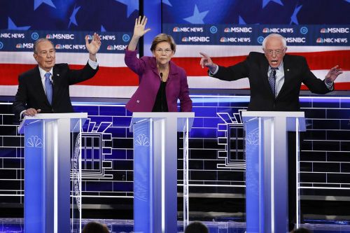 The Nevada debate was raucous, rude and relevant