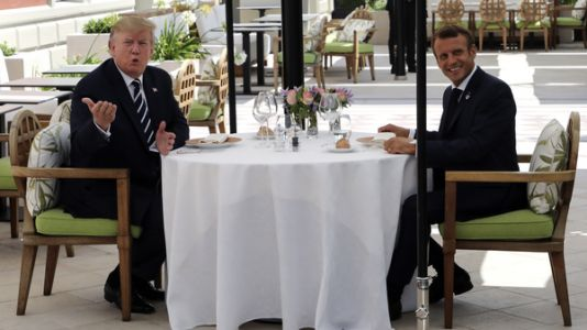 Trade And Economic Tensions Loom Over G7 Summit In France