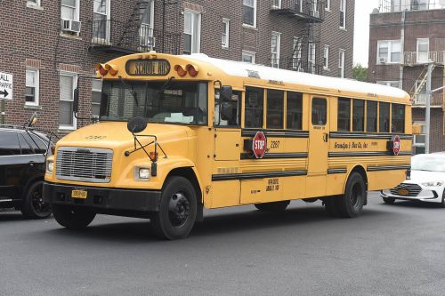Carranza mission to make school buses run on time