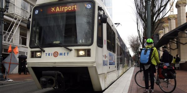 Portland has permanently banned a man from its public transportation system after a decade of terrorizing women and targeting their hair