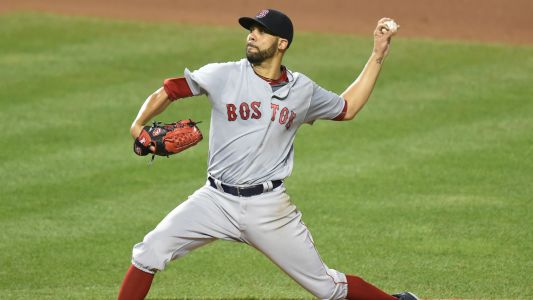 David Price injury update: Red Sox left-hander leaves game after facing three batters