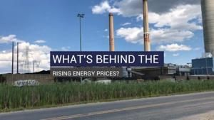 Watch Now: What's behind the rising energy prices?