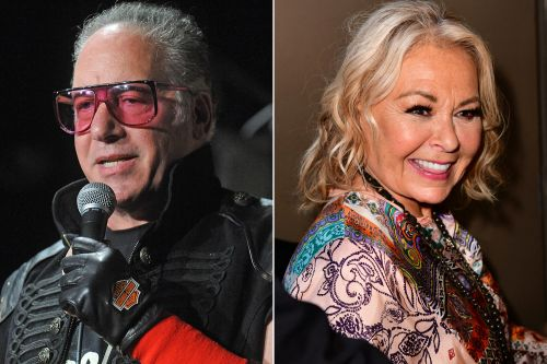 Andrew Dice Clay and Roseanne Barr announce standup tour