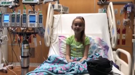 Heart patient does 'In My Feelings' Challenge with hopes of meeting Drake