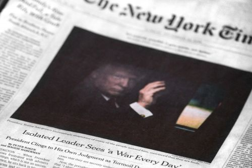 New York Times hits new low with mortifying Notre Dame correction
