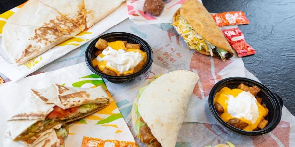 Beyond Meat stock leaps 16% after Taco Bell announces partnership with the faux-meat producer