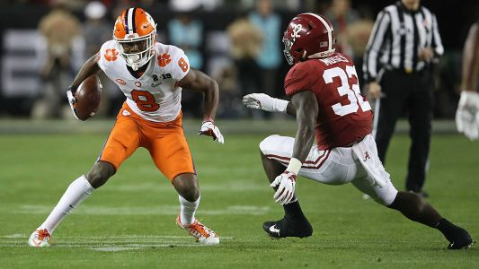 AP Top 25: Clemson's No. 1 ranking adds another layer to Alabama rivalry