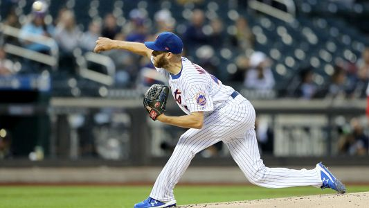 Zack Wheeler is electric against the Phillies, and the other coolest things from last night