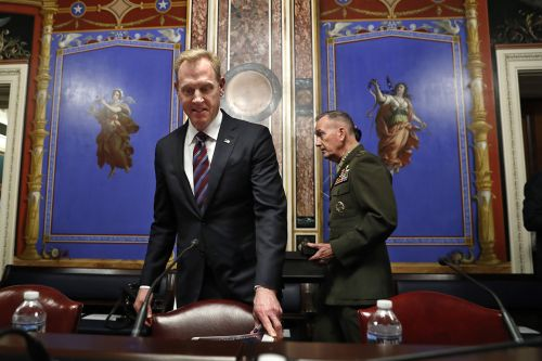 Shanahan: Iranian threats 'on hold' thanks to U.S. actions