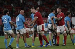 Police investigate alleged assault by Uruguay rugby players