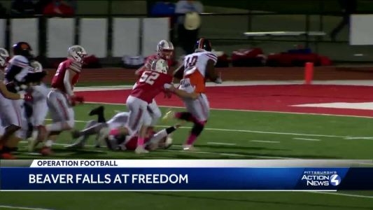 Beaver Falls crushes Freedom