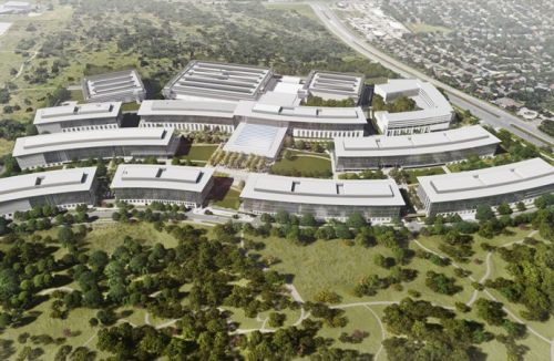 New details revealed about Apple's potential campus in North Carolina