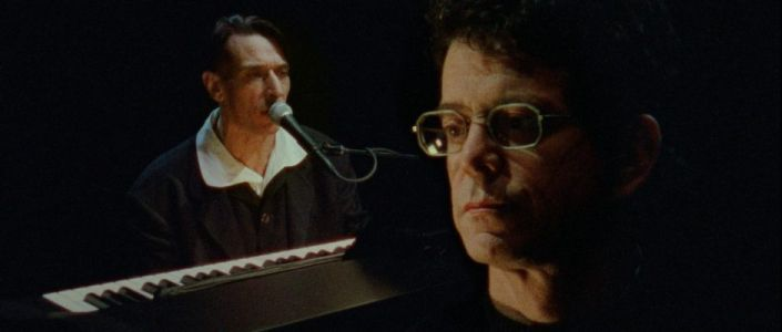 """""""A Haunting Symbiosis"""": On Ed Lachman's Newly Restored Lou Reed & John Cale Concert Film, Songs for Drella"""