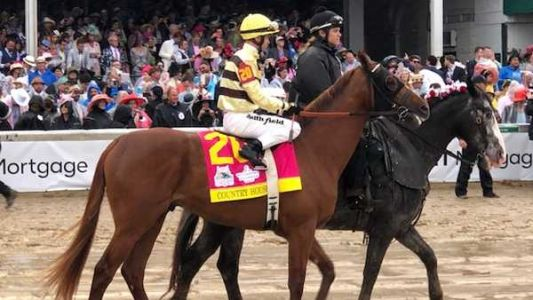 Country House becomes first horse to win Kentucky Derby on objection