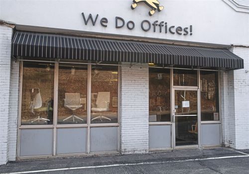 Mt. Lebanon Office Furniture property for sale, but company's new owner sees future in reconfiguring post-COVID workplaces