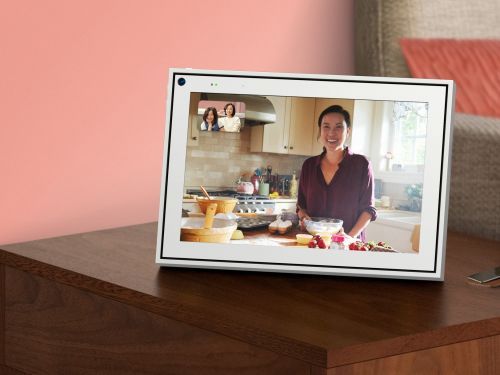 Facebook is launching a $149 camera that sits next to your TV and lets you video chat with your WhatsApp and Messenger friends
