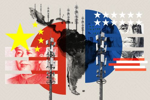 Latin American Governments Are Caught in the Middle of the U.S.-China Tech War