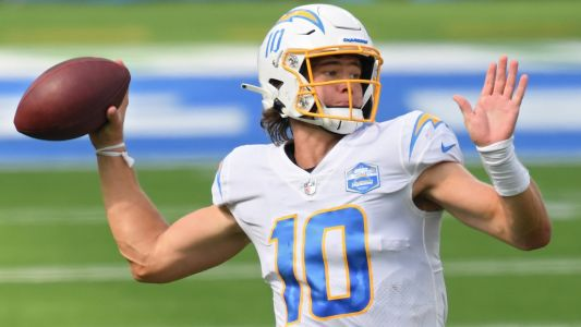 Breaking down Justin Herbert's NFL debut: Chargers rookie pushes Chiefs to limit with surprising success