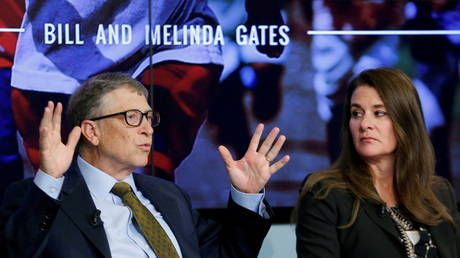 Gates empire still intact as newly-divorced Melinda recasts herself as HR maven to Biden administration - reports