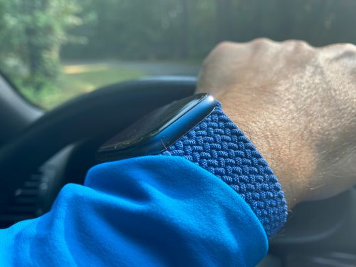 Apple Watch Series 6 first impressions: A stretchy addition looks great