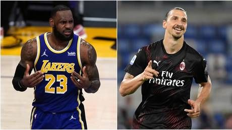 'I speak from an educated mind, I'm the wrong guy to go at': LeBron returns fire at Zlatan after being told to stick to sports