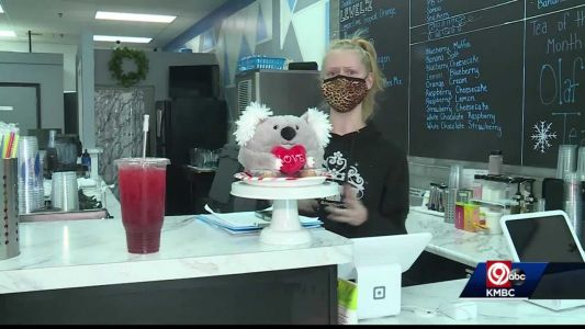 Woman who beat disease opens shop focused on health