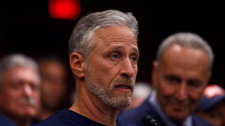 Jon Stewart, no! Ex-Daily Show host baffles fans by endorsing Wuhan lab leak theory that's now apparently OK to discuss on TV