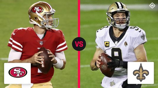 What channel is 49ers vs. Saints on today? Time, TV schedule for Week 10 NFL game