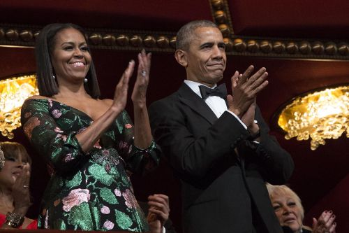 The Obamas' First Big Anti-Trump Statement of 2020