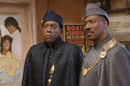 Eddie Murphy on the rise again with 'Coming 2 America'