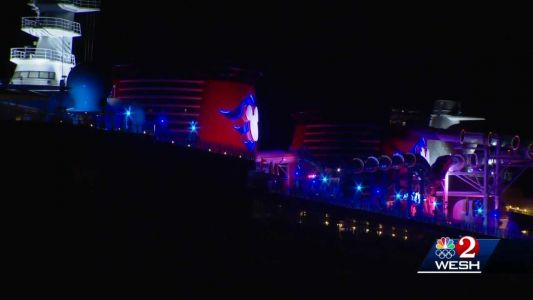 Disney Cruise Line holds first simulated sailing under CDC rules