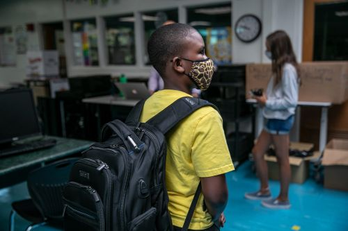 CDC officials recommend opening schools with masks - but closing indoor dining and gyms
