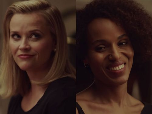 The trailer for 'Little Fires Everywhere' puts Reese Witherspoon and Kerry Washington at the center of a mysterious house fire