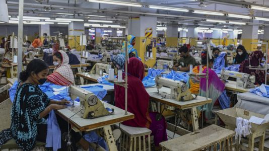 For Bangladesh's Struggling Garment Workers, Hunger Is A Bigger Worry Than Pandemic